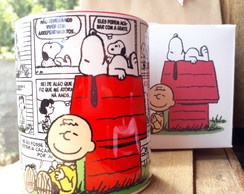 CANECA SNOOPY E CHARLIE BROWN