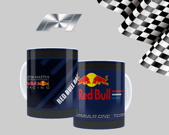Caneca Fórmula1 - Team Red Bull