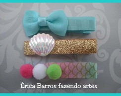 Conjunto Hair clips trends