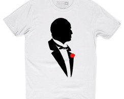 Camiseta Don Corleone Poderoso Chefao Godfather Camisa Filme