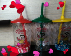 10 COPOS TWISTER/CHANTILLY MAGALI/MINNIE/MICKEY/PATRULHA CAN