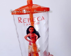Copo Twister 500ml - Moana