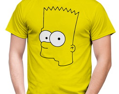 CAMISETA GEEK BART SIMPSON