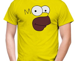 CAMISETA GEEK HOMER SIMPSON