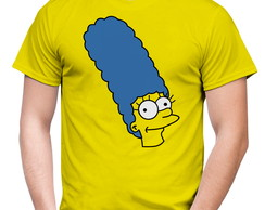 CAMISETA GEEK MARGE SIMPSON