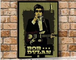 Placa decorativa - Rock'roll