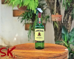 Borrifador de garrafa Jameson Whiskey
