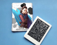 Case de Kindle - Arya Stark