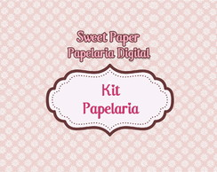 Kit Papelaria Digital