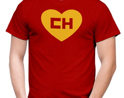CAMISETA GEEK CHAPOLIN