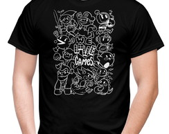 CAMISETA GEEK LOVE GAMES