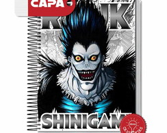 Caderno Death Note Ryuk Shinigami