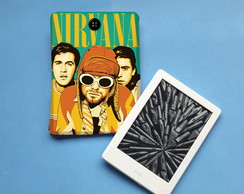 Case de Kindle - Nirvana