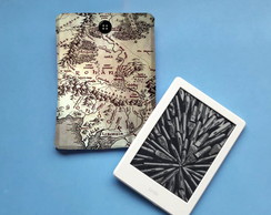 Case de Kindle - Mapa Terra Media
