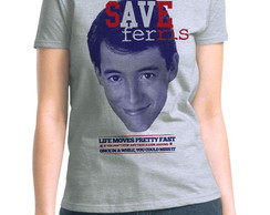 BLUSINHA ( BABY LOOK ) SAVE FERRIS