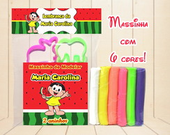 Massinha Magali - Kit com moldes