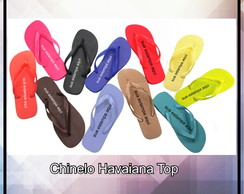 Chinelos Havaiana Top 100un.