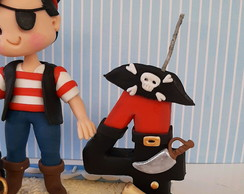 Mini Topinho Pirata