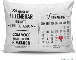 95c75f852b6dcb Almofada Eu Te Amo | Elo7