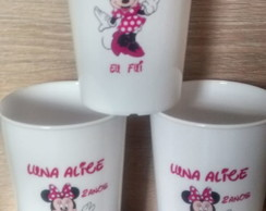 10 COPOS TWISTER/CHANTILLY JUNINA/MINNIE/MICKEY/LOL SURPR***