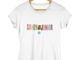 Camiseta Sandy & Junior