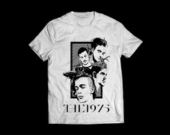 Camiseta Feminina The 1975 Indie Rock