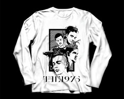 Manga Longa Masculina The 1975 Indie Rock
