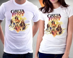 Camiseta Greta Van Fleet From The Fires Blusa Kiszka