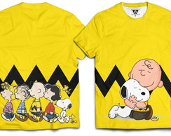 Camiseta Snoopy Charlie Brown