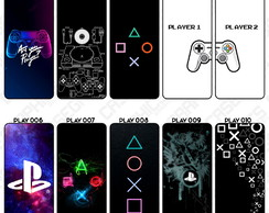 Capa Celular Playstation Jogo Video Game Player Gamer Play