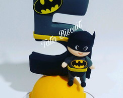 Vela Batman Biscuit