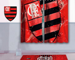 Cortina Personalizada do Flamengo