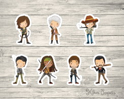 Aplique The Walking Dead 3,5 cm
