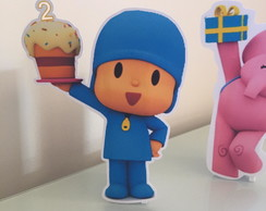 Display de mesa pocoyo