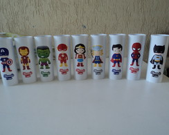 COPO LONG SUPER HEROIS BABY