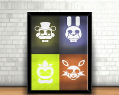 Quadro / Five Nights at Freddy's