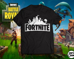 Camiseta Infantil - Fortnite