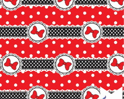 TNT Estampado Minnie - 5 metros