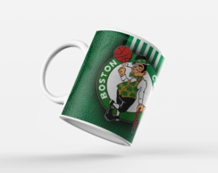 Caneca Boston Celtics NBA mod 1
