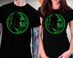Camiseta Arqueiro Verde Arrow Stephen Amell Oliver Queen