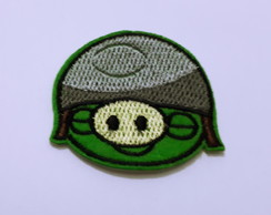 Patch porco verde