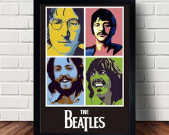 Quadro The Beatle