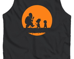 Camiseta Regata Dragon Ball + Brinde