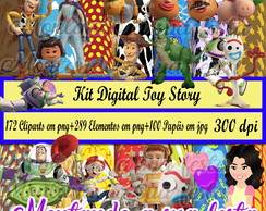 Kit Digital Toy Story