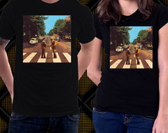 Camiseta Pink Floyd Wish You Were Here Abbey Road Blusa
