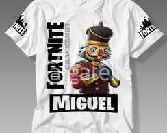 Camiseta Fortnite Crackshot Skin Battle Royale Personalizada