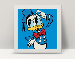Pato Donald - Quadro decorativo