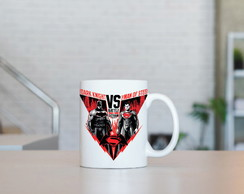 Caneca personalizada Batman e Superman 2