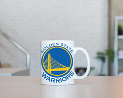 Caneca personalizada Golden State Warrios