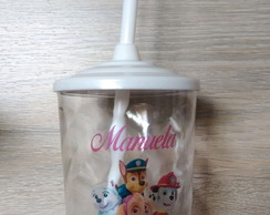 COPO TWISTER/CHANTILLY PATRULHA CANI/MINNIE/MICKEY/OUTROTEMA